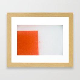 WET COLORS 4 Framed Art Print
