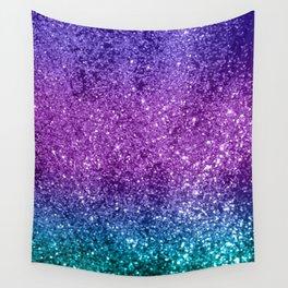 Unicorn Girls Glitter #10 #shiny #decor #art #society6 Wall Tapestry
