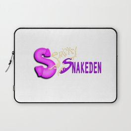 Sparky's Spunk Laptop Sleeve