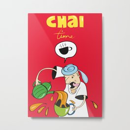 Chai love Metal Print