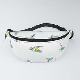 New Zealand Fantails  Fanny Pack