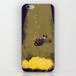 Fallen Down iPhone Skin