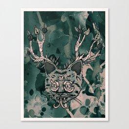 Wild Food Canvas Print