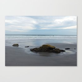 Meditation Space Canvas Print