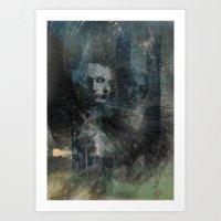 dark souls Art Prints featuring Dark Souls by Lil'h