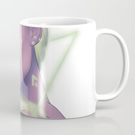 Mint Green Punk Coffee Mug