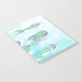 Mermaid migration Notebook