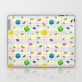 Candy Plaid Laptop & iPad Skin