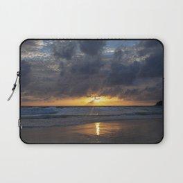 Tropical sunset in Phuket Laptop Sleeve