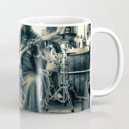 Hosea Hargrove, The Godfather Of Austin Blues Coffee Mug