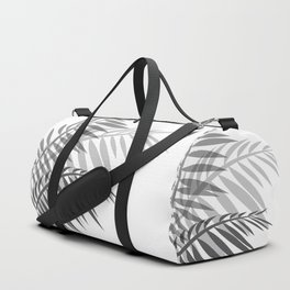 Leaves of palm tree leaves Duffle Bag