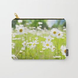 Daisy Meadow Carry-All Pouch