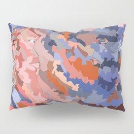 Lunar Attraction Pillow Sham