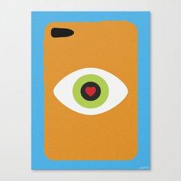 SELFY Canvas Print