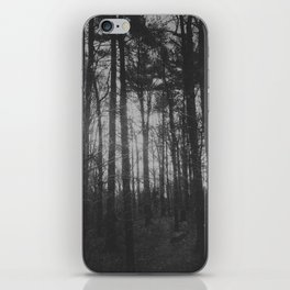 Ominous Forest iPhone Skin