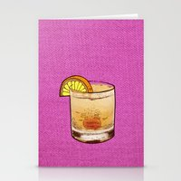 drink Stationery Cards featuring DRINK  by MR. VELA
