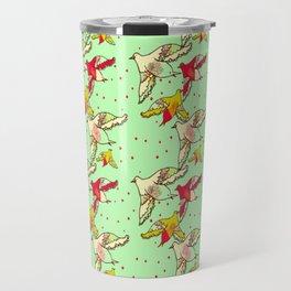 nid de coucou Travel Mug