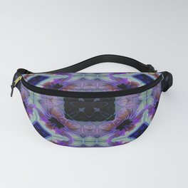 PATTERN HIBISCUS NEON 2 Fanny Pack