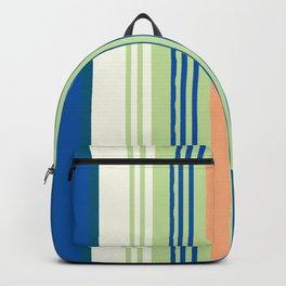 Summer stripe Backpack