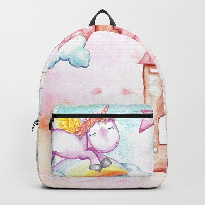 Unicorn Avalon Island Backpack