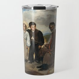 "Édouard Manet ""The Old Musician"" Travel Mug"
