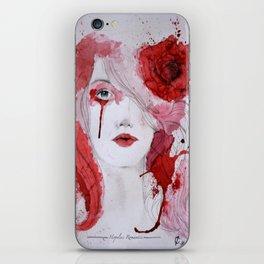 Hopeless Romantic iPhone Skin
