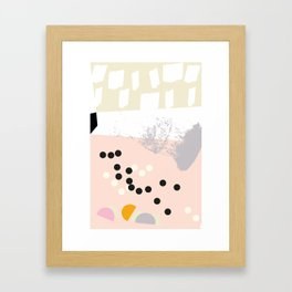 Tipping Point No.2 Framed Art Print