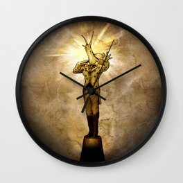 The Great Escargot Wall Clock
