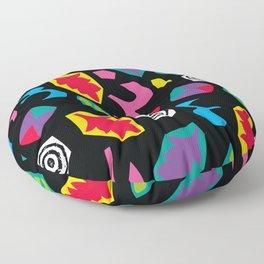 Eleven Romper Pattern Floor Pillow