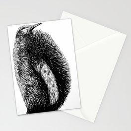 Penguin sketch Stationery Cards