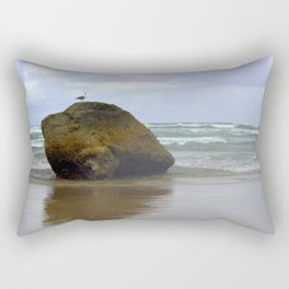 Seagull Rock Rectangular Pillow