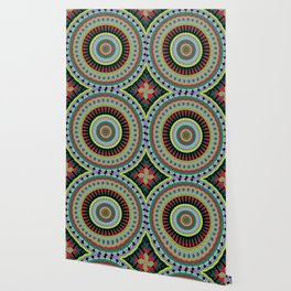 exotic Mandala Wallpaper