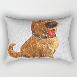Dug Rectangular Pillow