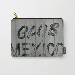 Club Mexico Carry-All Pouch