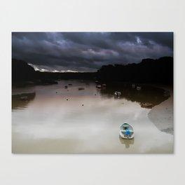 Autumn in Devon Canvas Print