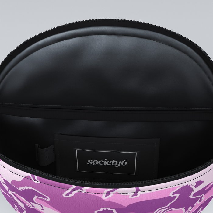 Horse Camo PINK Fanny Pack