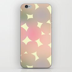 ombre pebbles iPhone & iPod Skin