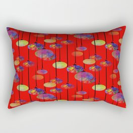Christmas Frills Rectangular Pillow