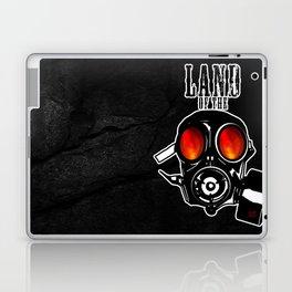 Land of the Gas Mask Laptop & iPad Skin