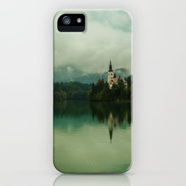 Bled iPhone Case