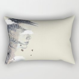 Head Strong Rectangular Pillow