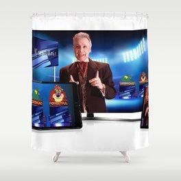 Abracadabra! Shower Curtain