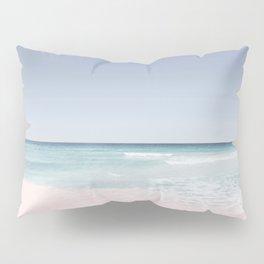 Pastel ocean waves Pillow Sham