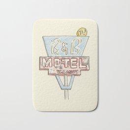 B & B Bath Mat