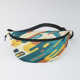 Lines from Retro Fanny Pack