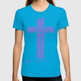 Romans 838 Pink 2 T-shirt