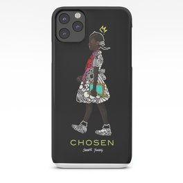 Chosen Crown iPhone Case