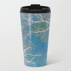 The Fairy Forest  Metal Travel Mug