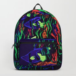 Under Da Sea Glow Backpack