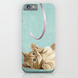Kitten iPhone Case